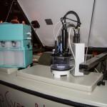 CyanoRobot sampler measuring chamber