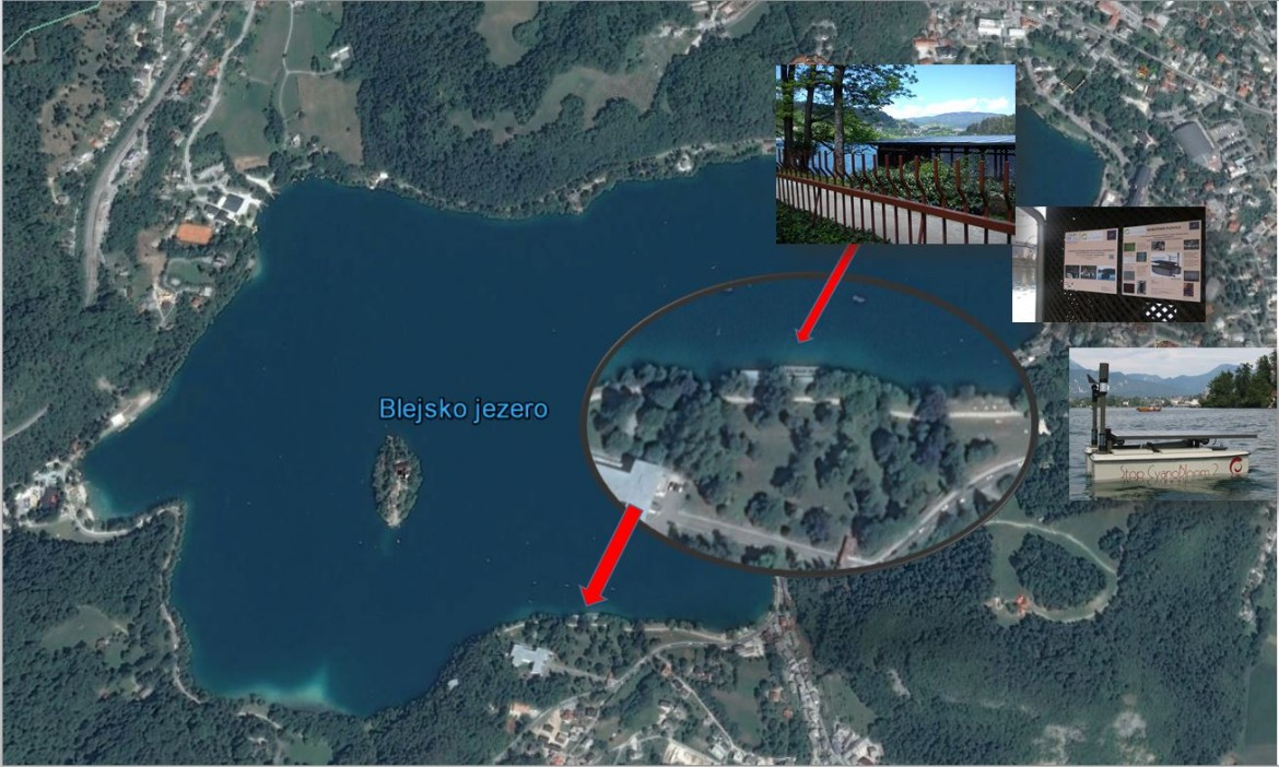 Visit us on Open Day on Lake Bled