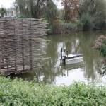 OHS3 Stop CyanoBloom boathouse vessel