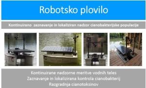 Robotsko plovilo letak