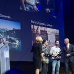 Award received by Tomaz Varlec